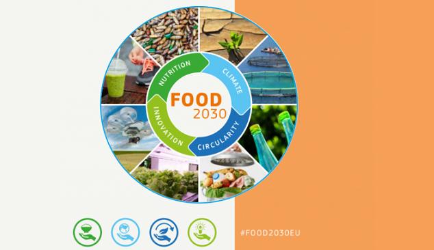 FOOD2030 com 10 linhas orientadoras